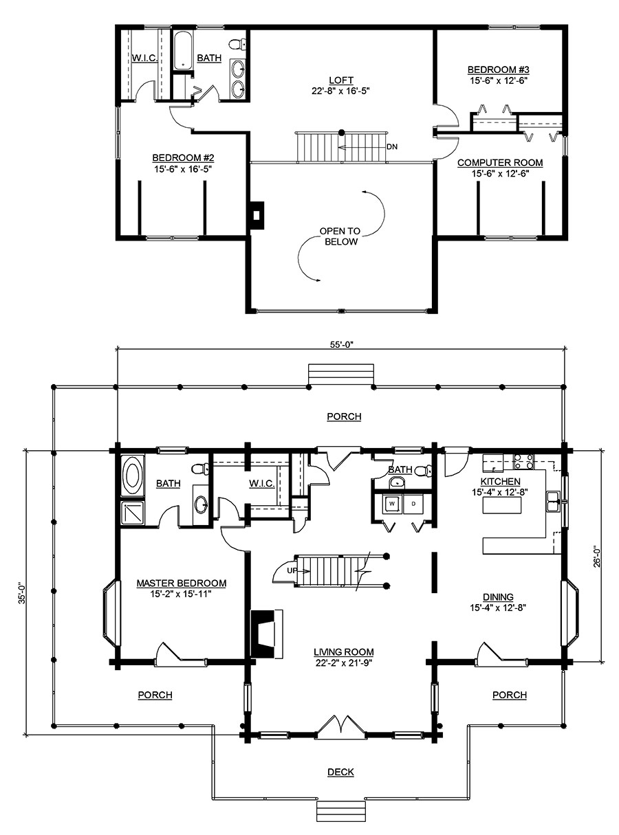 birchfield floorplan