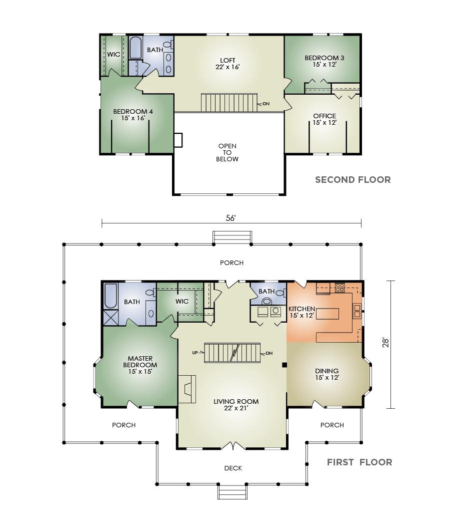 birchfield floorplan