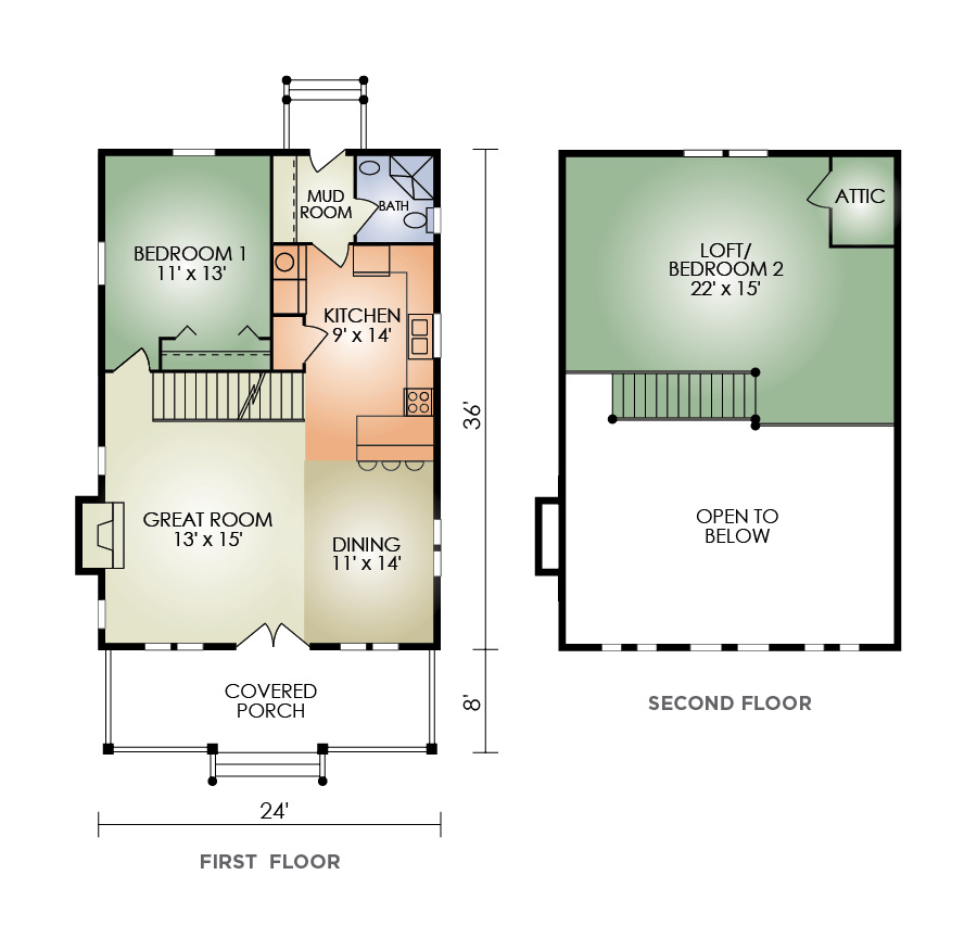black fork floorplan