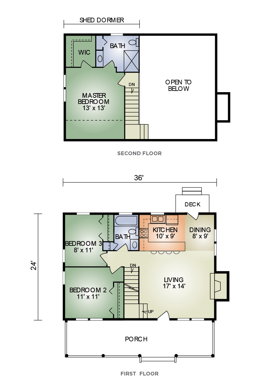greenbriar floorplan