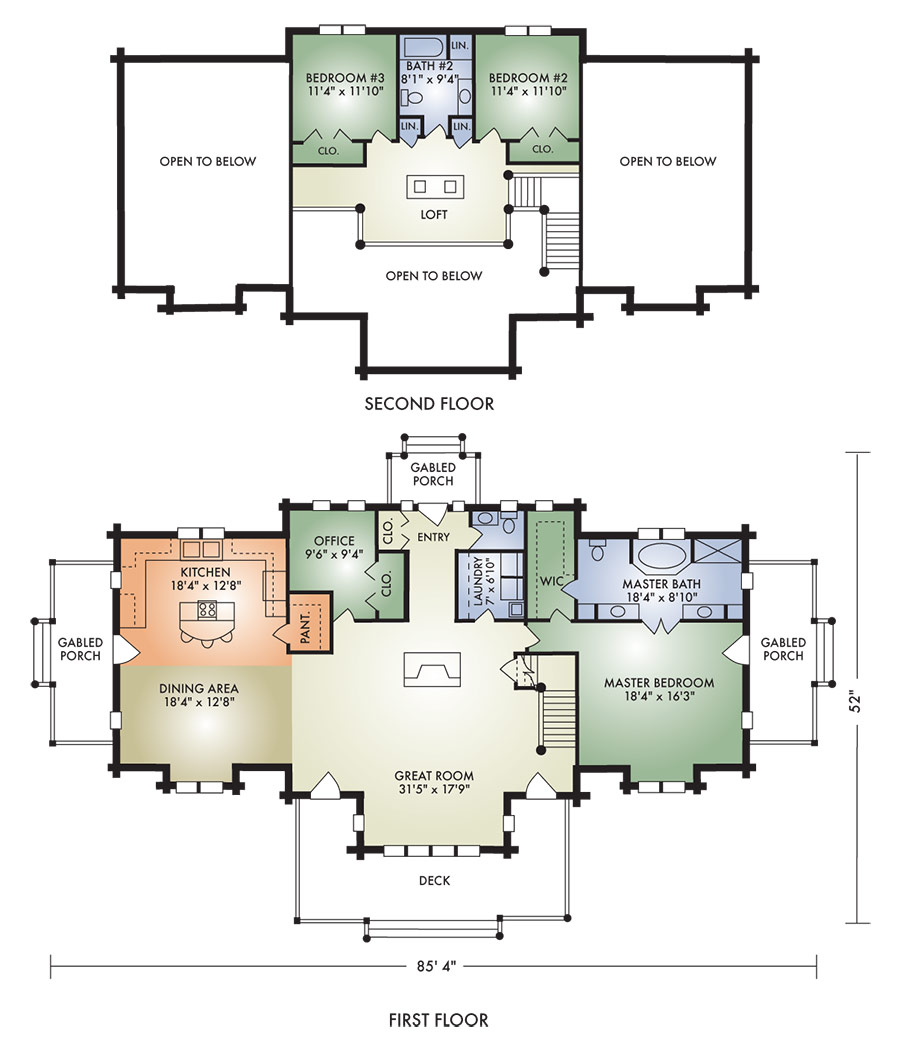meadow view floorplan