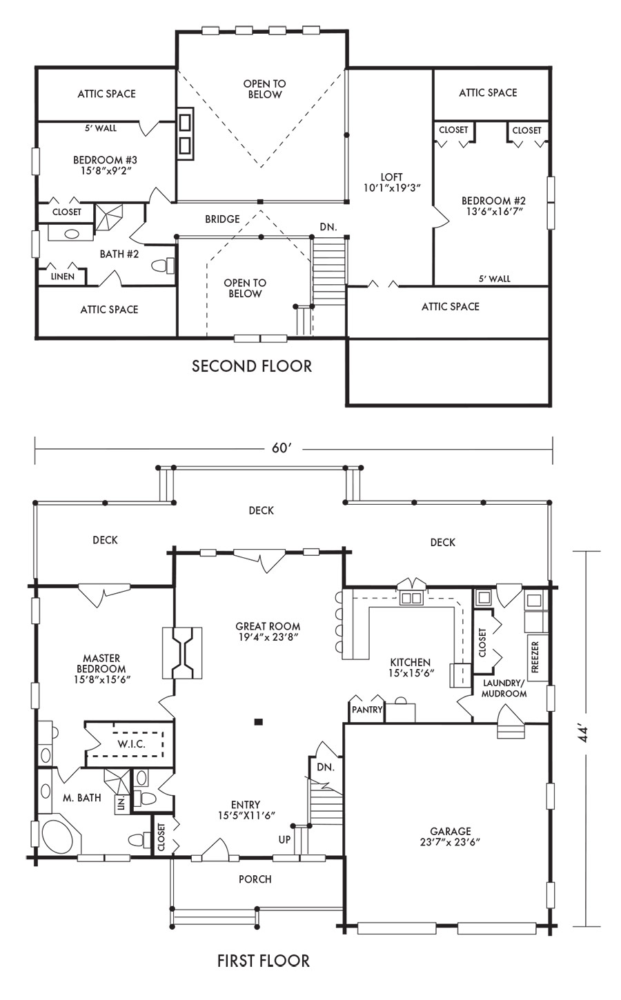 mt Vernon floorplan