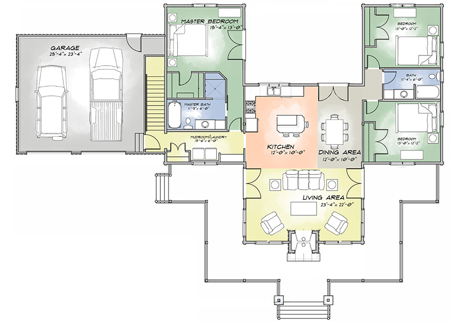 north cascade floorplan