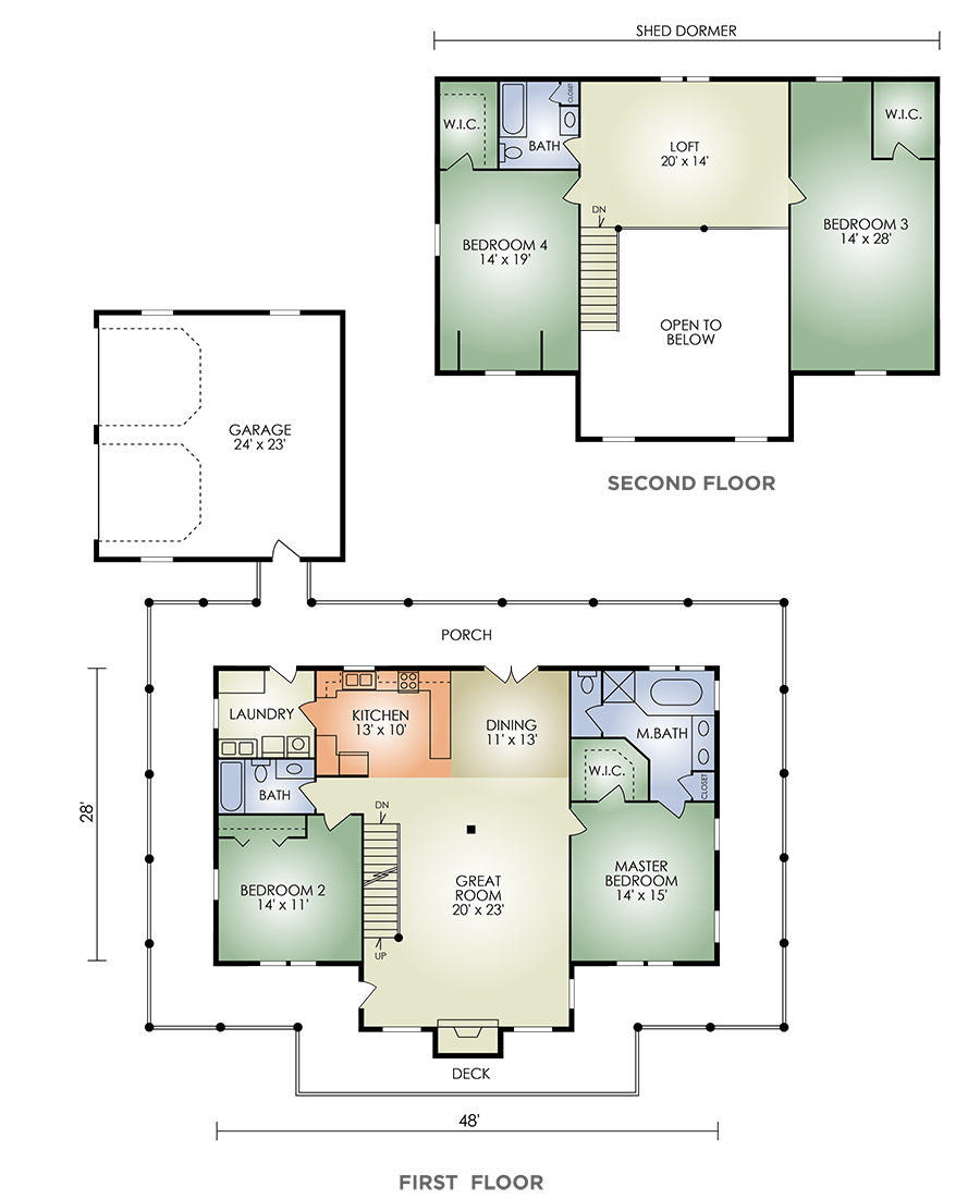ramsey floorplan