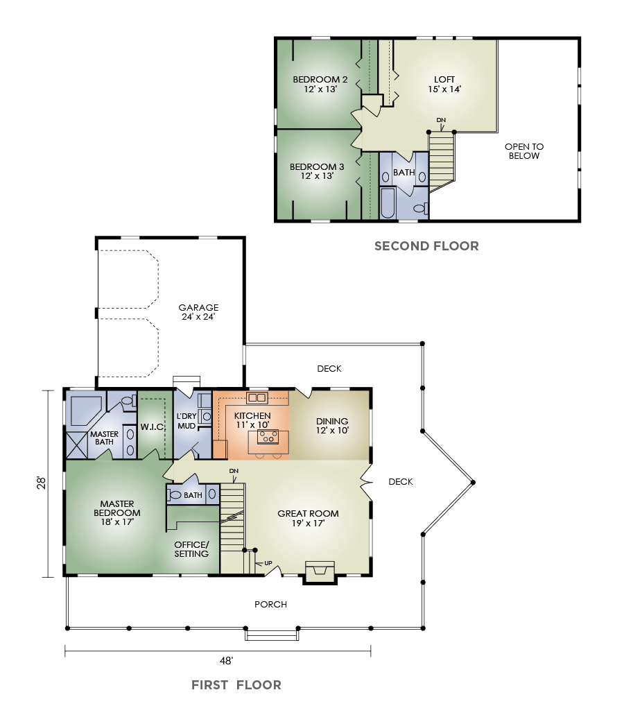 snowmass floorplan