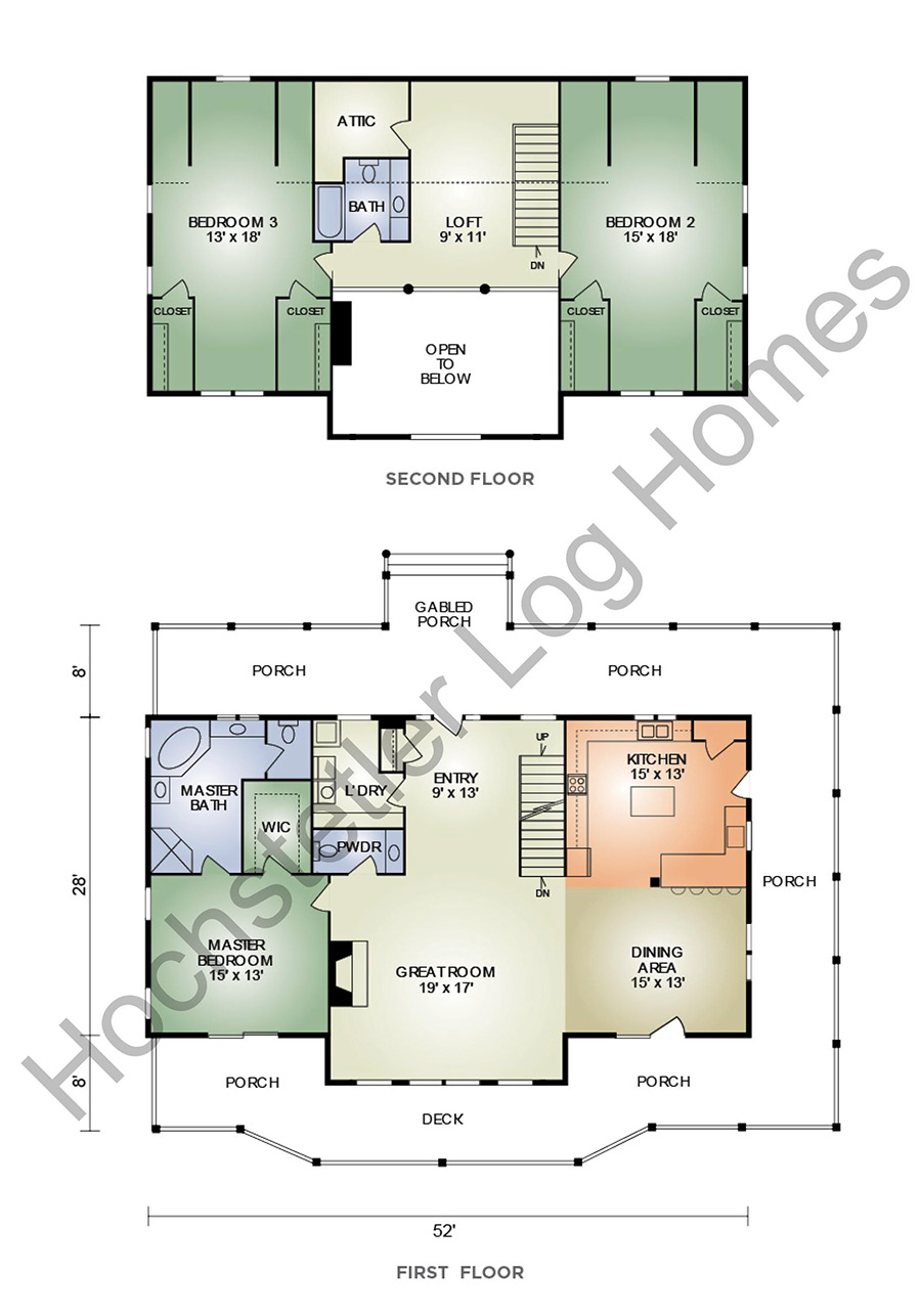 sweetwater floorplan