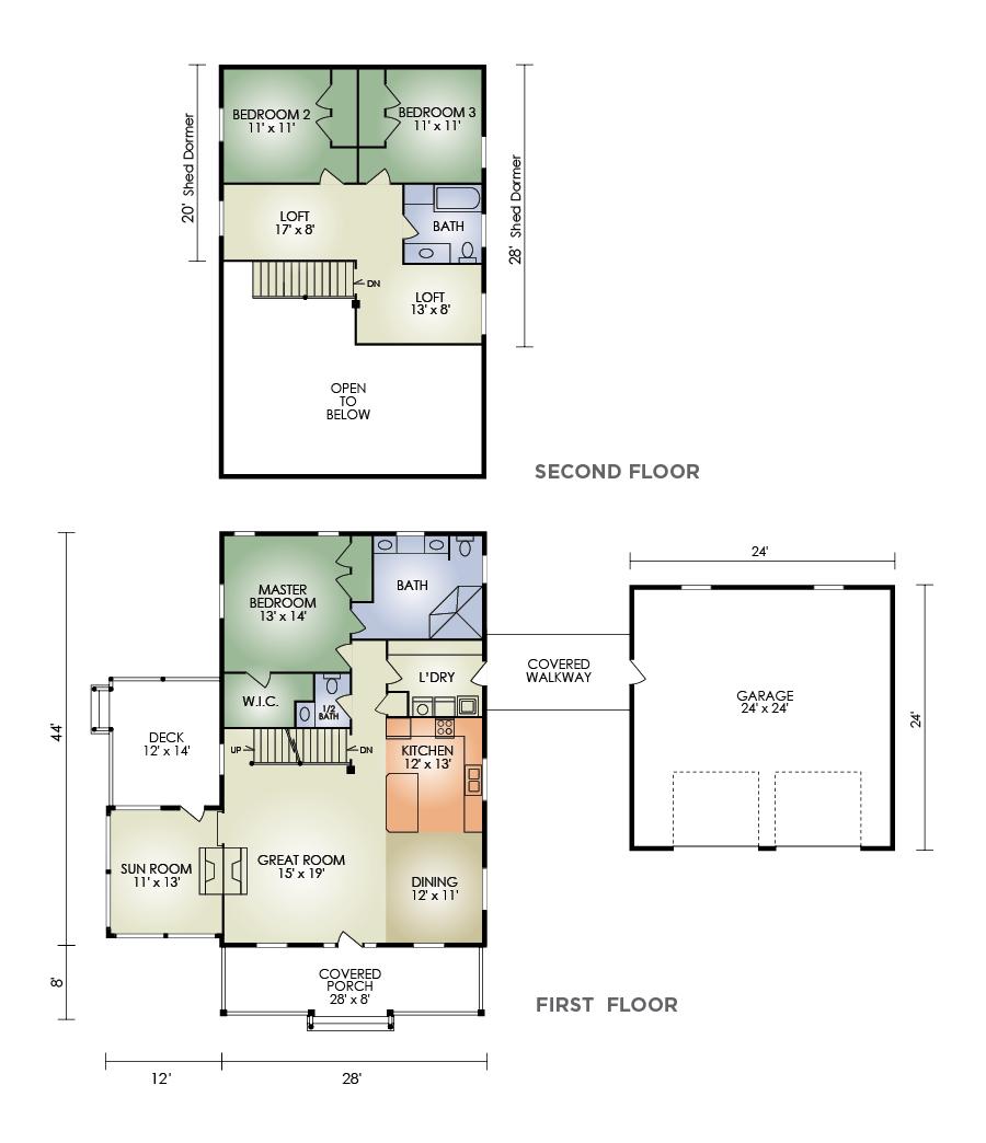 Wilson floor plan