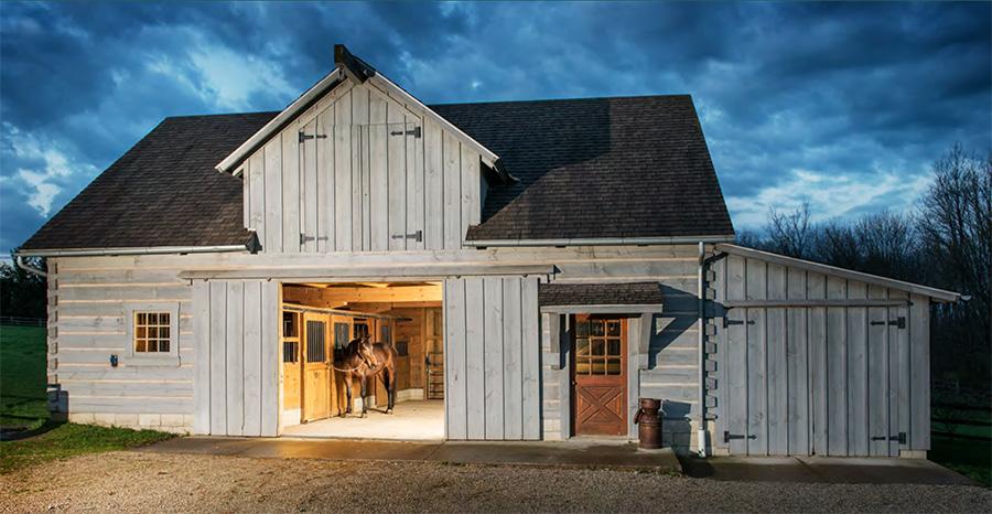 vermont home from Hochstetler Milling