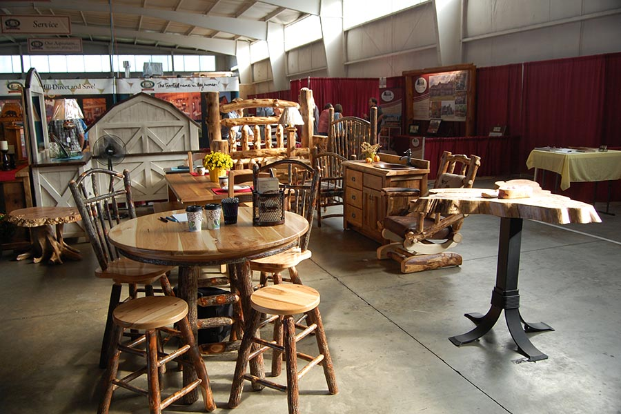Log Cabin Days Furniture