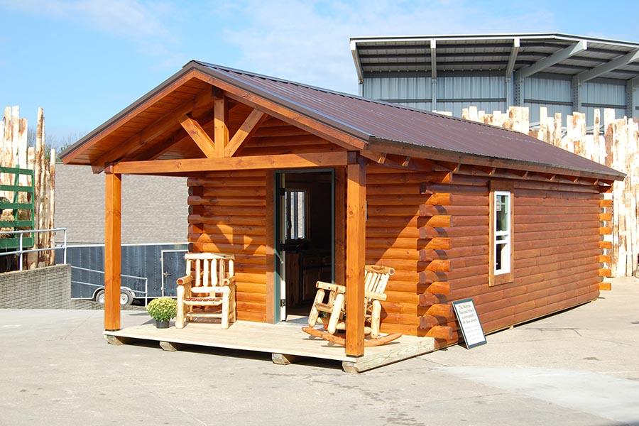 Log Cabin Days Hunting Cabin