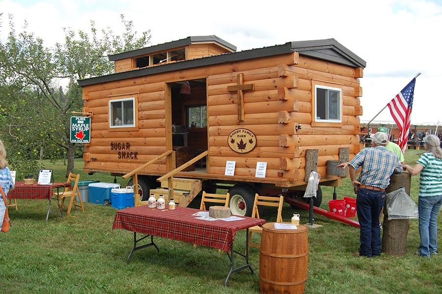 Log Cabin Days Sugar Shack