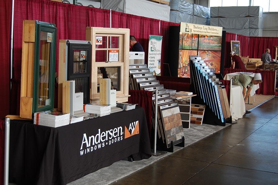 Log Cabin Days Vendor Anderson