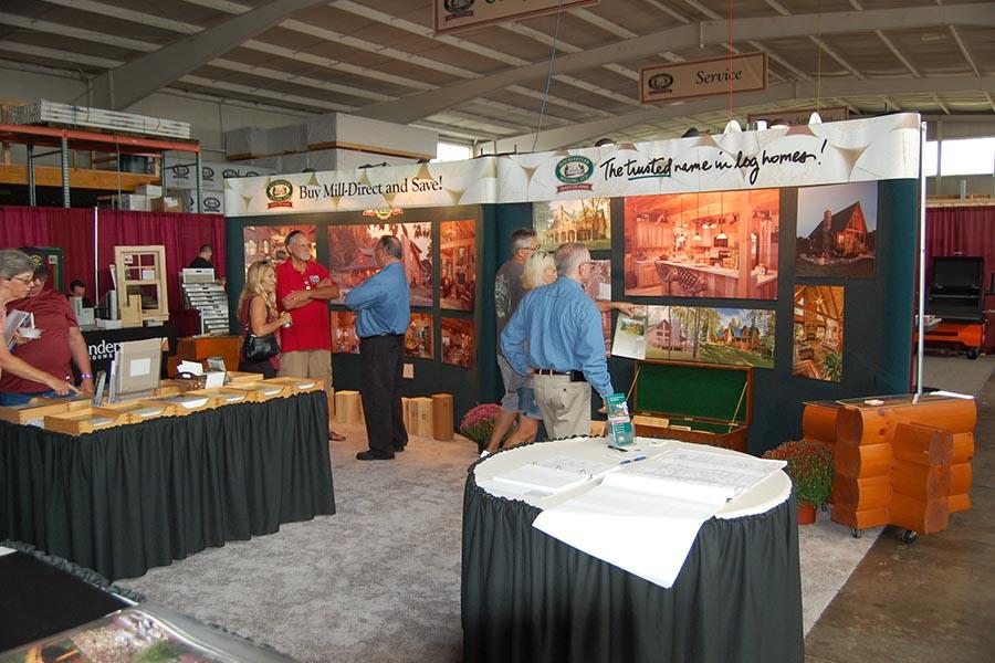Log Cabin Days Vendors