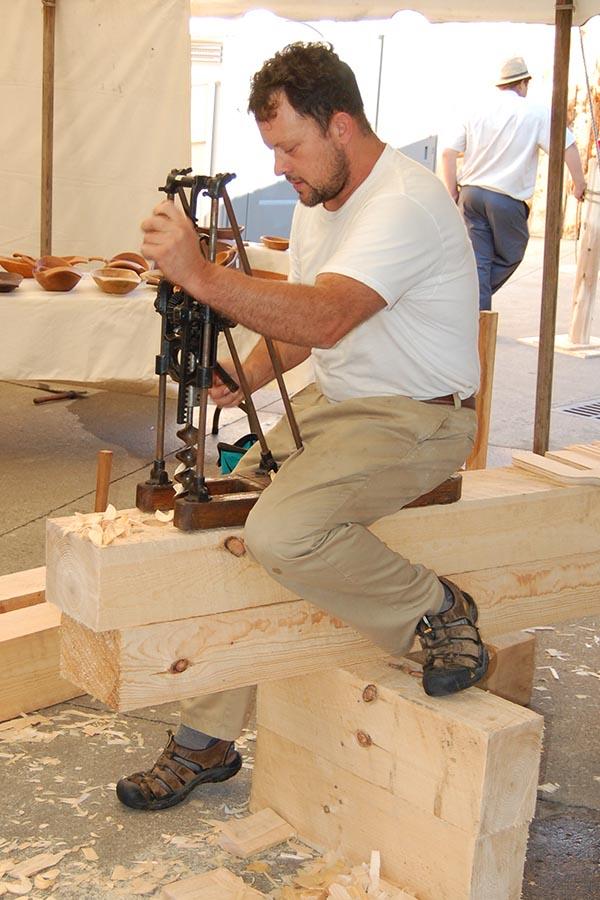 Log Cabin Days Wood Working
